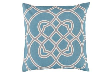 Accent Pillow-Jocelyn Blue 18X18 - Main