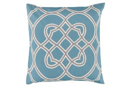 Accent Pillow-Jocelyn Blue 22X22
