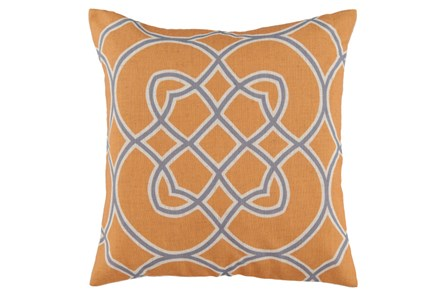Accent Pillow-Jocelyn Gold 22X22