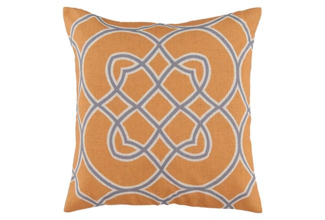 Accent Pillow-Jocelyn Gold 22X22 - 360