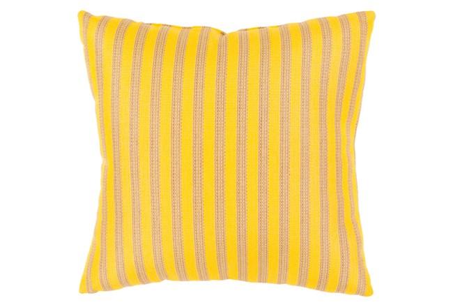 Accent Pillow-Brinley Stripe Sunflower 20X20 - 360