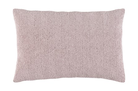 Accent Pillow-Tania Mauve 13X20
