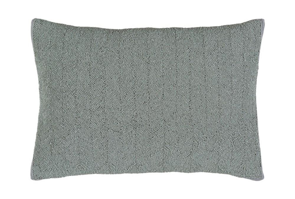 Accent Pillow-Tania Grey 13X20