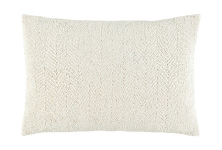 Accent Pillow-Tania Light Grey 13X20