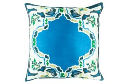 Accent Pillow-Geiko Multi Blue18X18