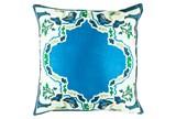 Accent Pillow-Geiko Multi Blue 20X20 - Signature