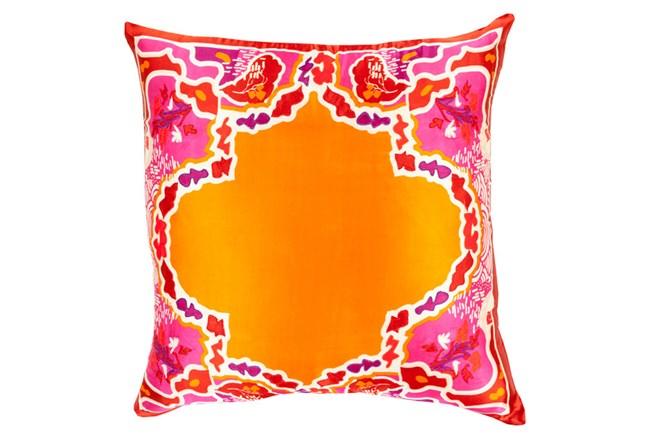 Accent Pillow-Geiko Multi Orange 20X20 - 360