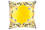 Accent Pillow-Geiko Multi Yellow 20X20 - Signature