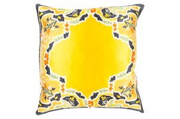 Accent Pillow-Geiko Multi Yellow 20X20
