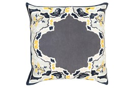 Accent Pillow-Geiko Multi Grey 18X18