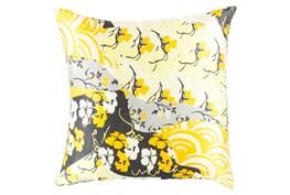 Accent Pillow-Niko Yellow 20X20