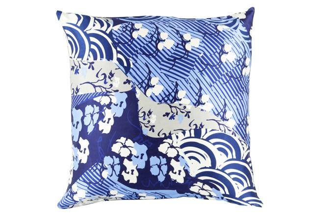 Accent Pillow-Niko Blue 18X18 - 360