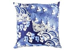 Accent Pillow-Niko Blue 20X20