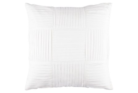 Accent Pillow-Nelly Ivory 18X18