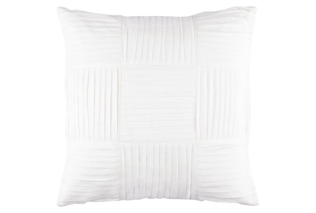Accent Pillow-Nelly Ivory 18X18 - 360