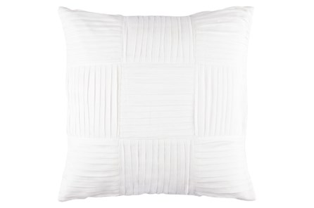 Accent Pillow-Nelly Ivory 20X20 - Main