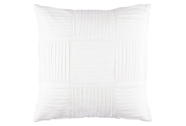 Accent Pillow-Nelly Ivory 20X20 - 360