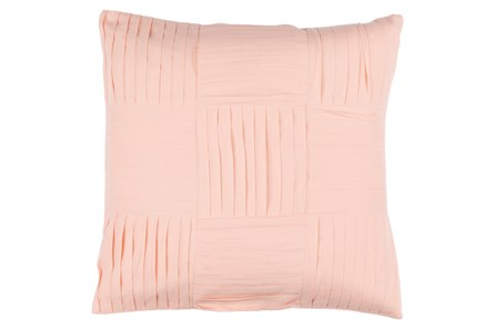 Accent Pillow-Nelly Salmon 20X20