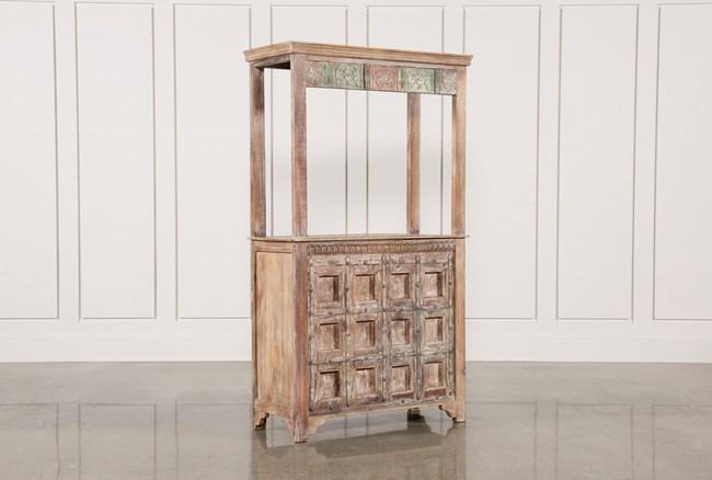 Wood Door Bar Counter - 360