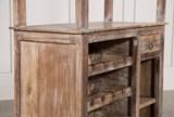 Wood Door Bar Counter - Left