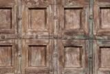 Wood Door Bar Counter - Default