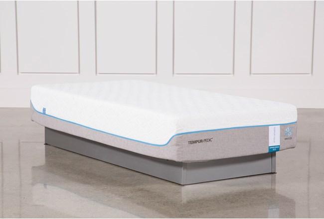 Tempur-Pedic Cloud Supreme Breeze 2.0 Twin Extra Long Mattress - 360