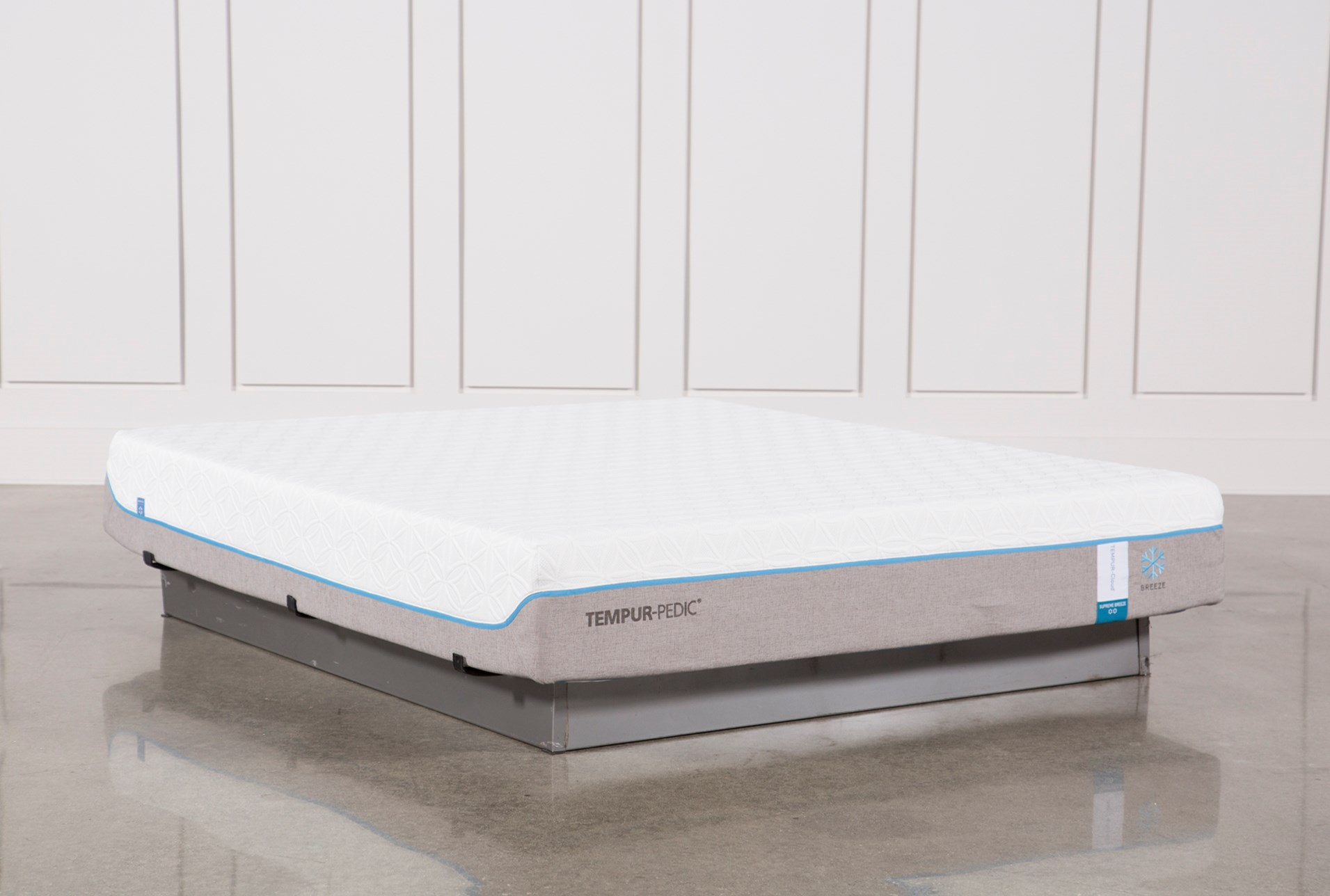 eastern king mattress euro king tempurpedic cloud supreme breeze 20 eastern king mattress qty 1 has been successfully added to your cart living