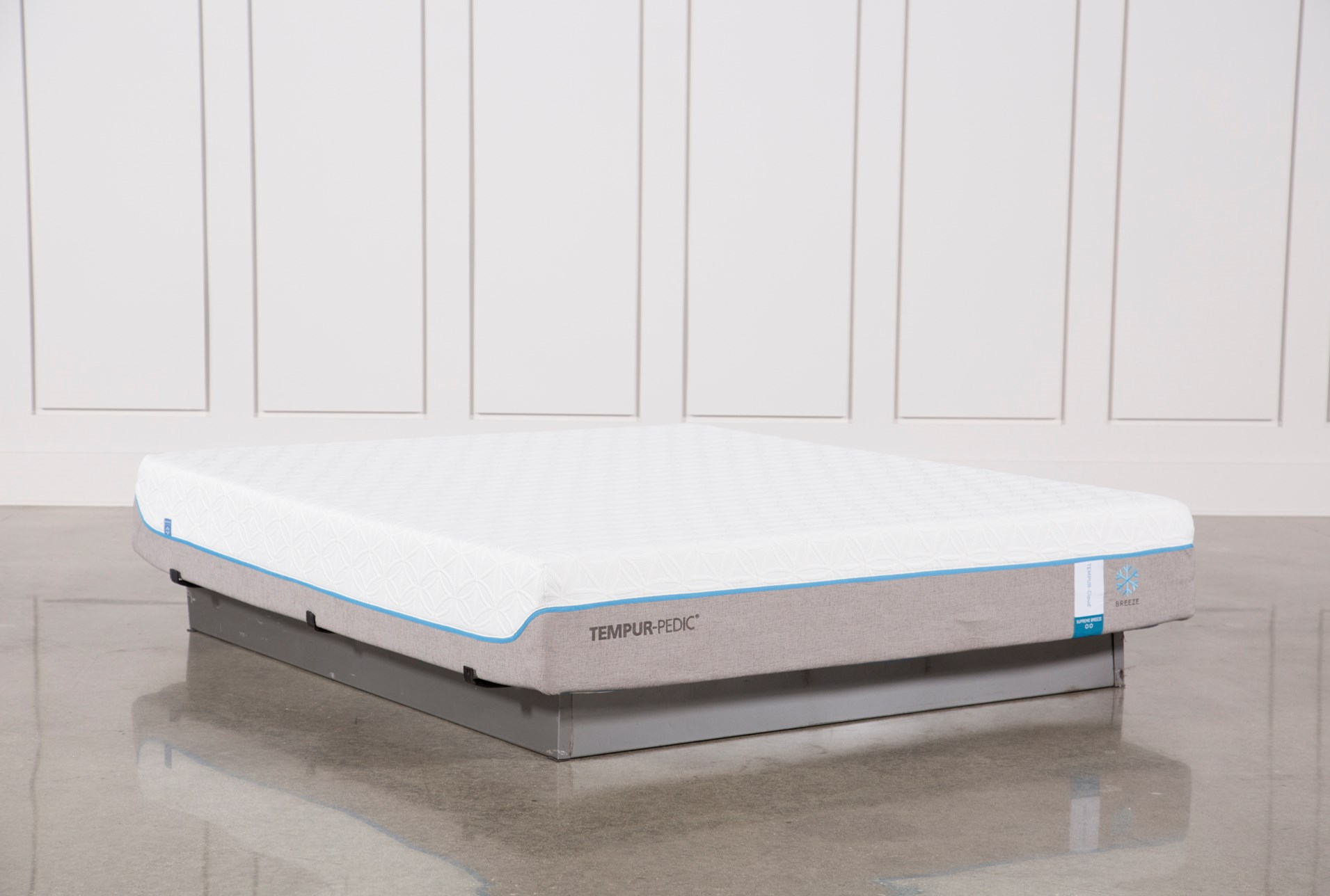 Tempur Pedic Cloud Supreme Breeze 2 0 California King Mattress