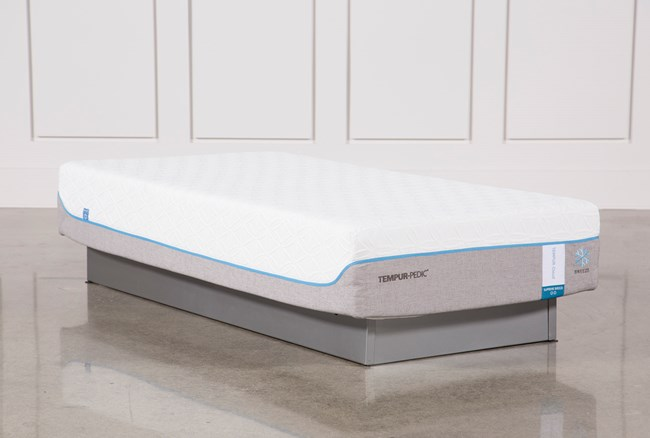 Tempur-Pedic Cloud Supreme Breeze 2.0 California King Split Mattress - 360