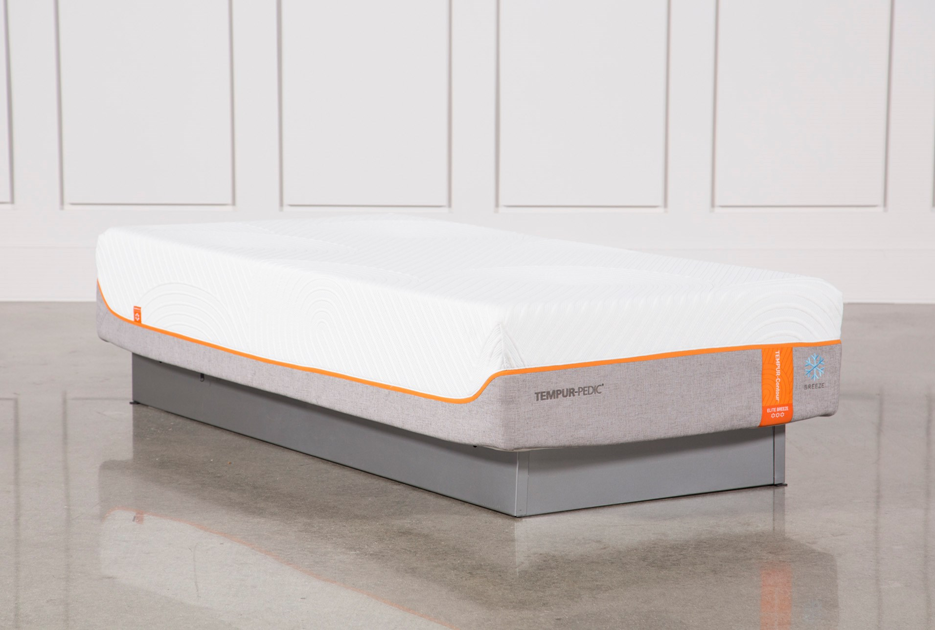 Tempur Pedic Contour Elite Breeze 2 0 Twin Extra Long Mattress Qty 1 Has Been Successfully Added To Your Cart