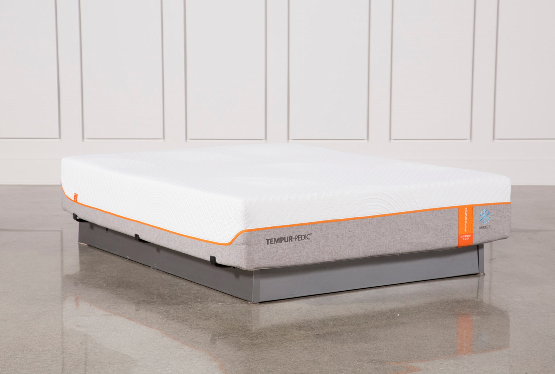 Tempur Pedic Contour Elite Breeze 2 0 Queen Mattress