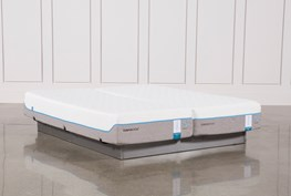 Tempur-Pedic Cloud Supreme Breeze 2.0 Cal King Split Mattress Set
