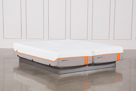 Tempur-Pedic Contour Elite Breeze Cal King Split Mattress Set