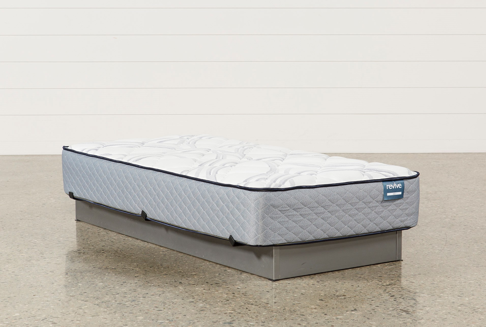 Emily Twin Mattress   Living Spaces
