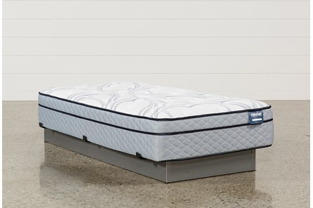 Joy Euro Pillow Top Twin Mattress - Main