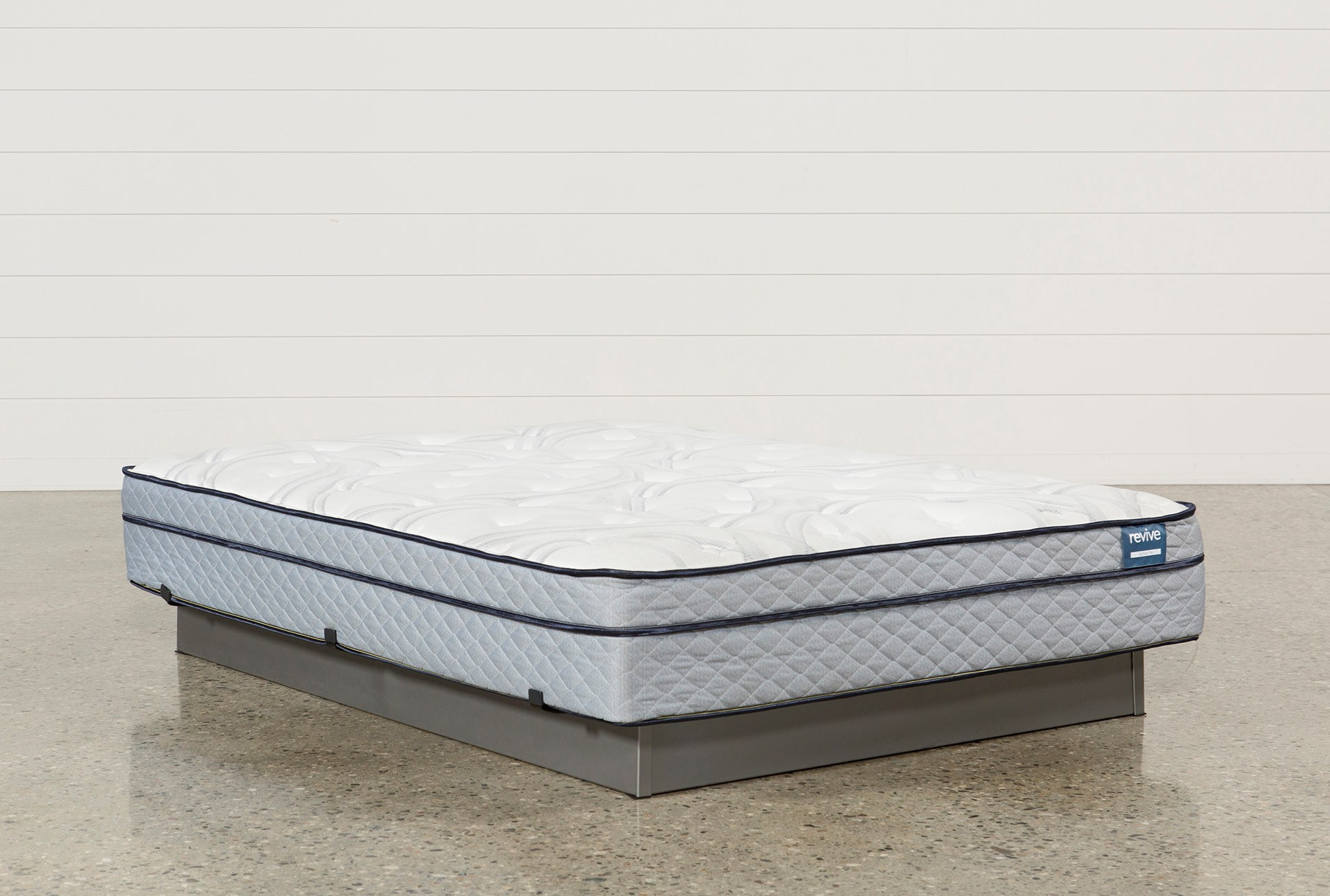 joy euro pillow top queen mattress living spaces