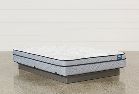 Joy Euro Pillow Top Full Mattress