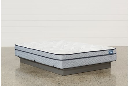 Joy Euro Pillow Top Queen Mattress - Main