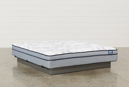 Joy Euro Pillow Top Eastern King Mattress