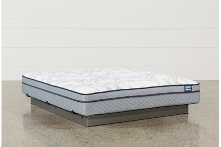 Joy Euro Pillow Top Eastern King Mattress - Main