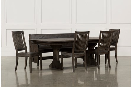 Valencia 72 Inch 6 Piece Dining Set - Main