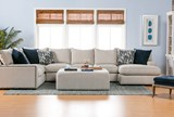 Rennell 3 Piece Sectional W/Raf Chaise - Room
