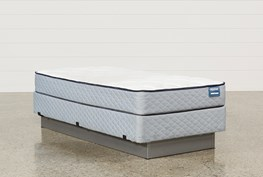 Carly Twin Mattress W/Foundation