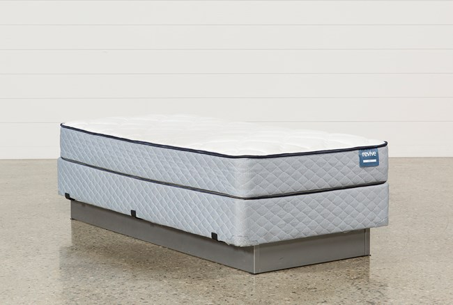 Carly Twin Mattress W/Foundation - 360