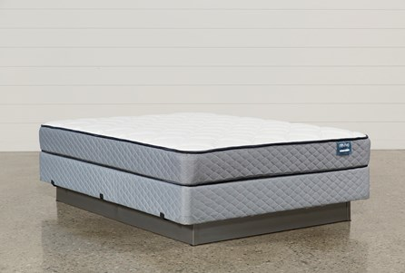 Carly Full Mattress W/Foundation