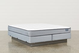 Carly California King Mattress W/Foundation