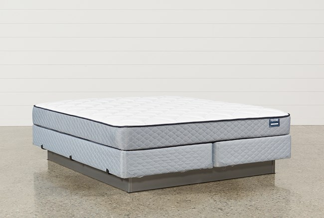 Carly California King Mattress W/Foundation - 360