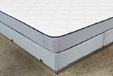 Carly California King Mattress W/Foundation - Top