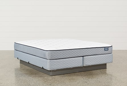 Carly Eastern King Mattress W/Foundation