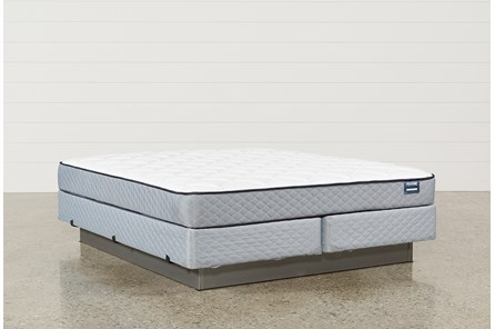 Carly Eastern King Mattress W/Foundation - Main